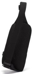 Рюкзак однолямочный Pacsafe Vibe 150 sling черная смола - 2