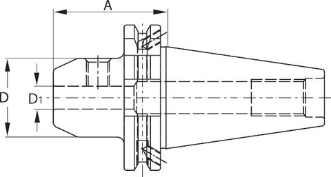 Патрон Weldon, форма AD SK 30 короткий