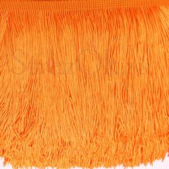 Купить бахрому в Ростове-на-Дону для танцевального костюма Orange оранжевая