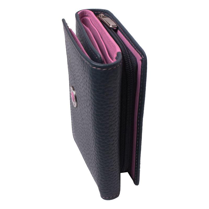 958 R - Портмоне с RFID защитой
