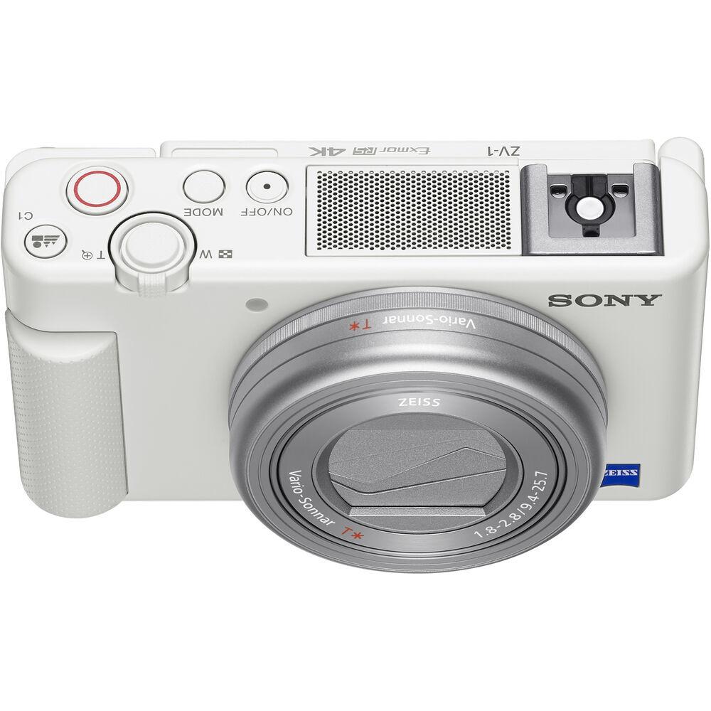 Купить ZV-1 белого цвета в интернет-магазине Sony Centre