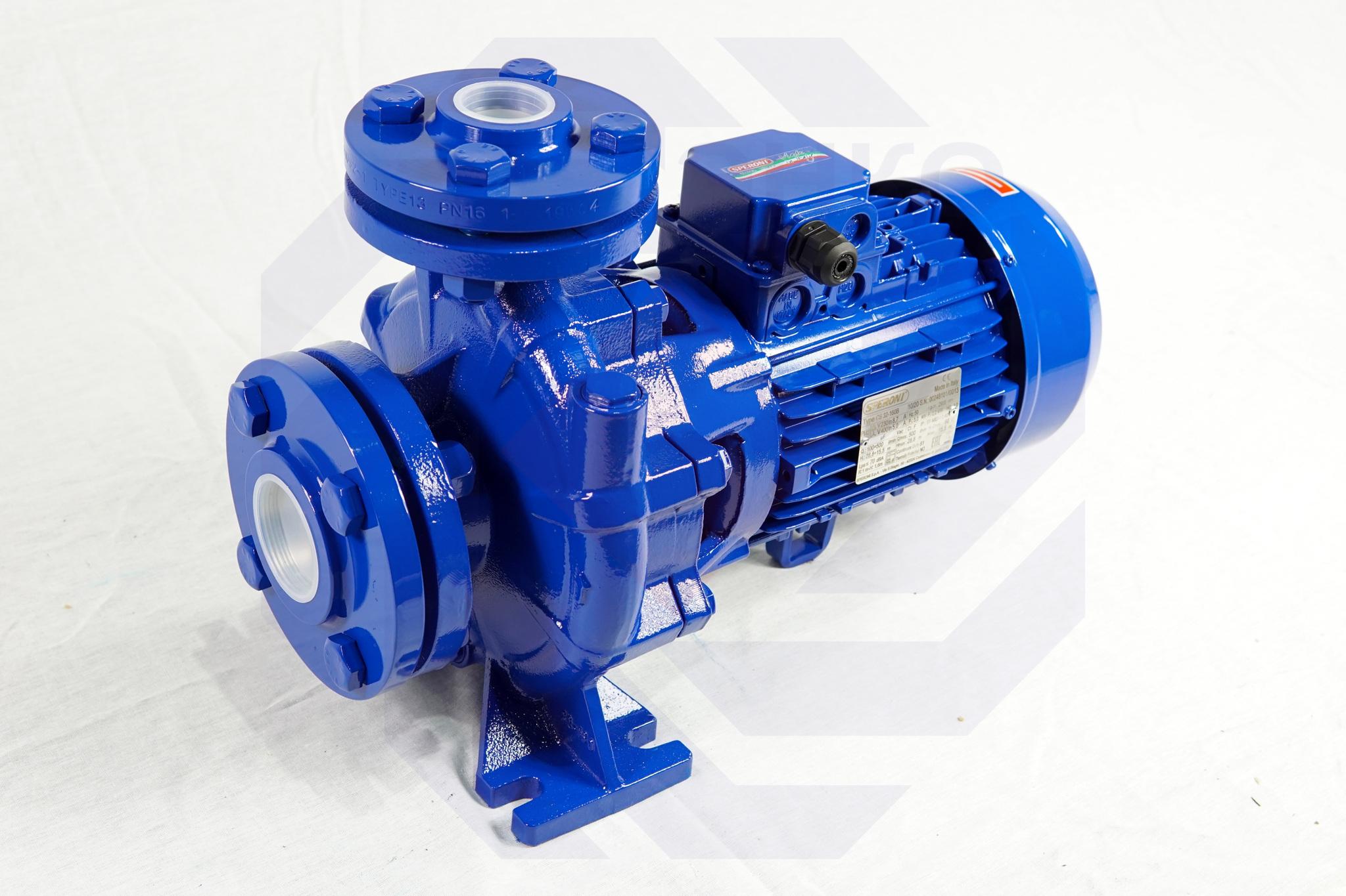 Насос моноблочный SPERONI CS 32-200 C