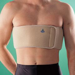 Бандаж для фиксации грудной клетки (мужской)