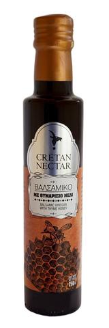 Бальзамический уксус с тимьяновым медом Cretan Nectar 250 мл.