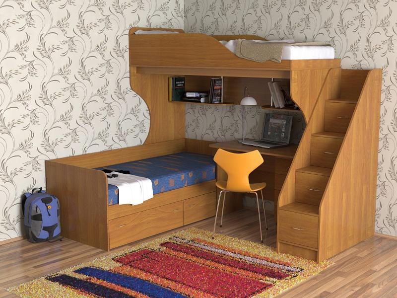 Кровать Дуэт 5