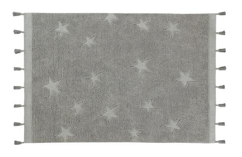 Ковер Lorena Canals Hippy Stars Grey (120 x 175)