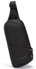 Рюкзак однолямочный Pacsafe Vibe 150 sling черная смола