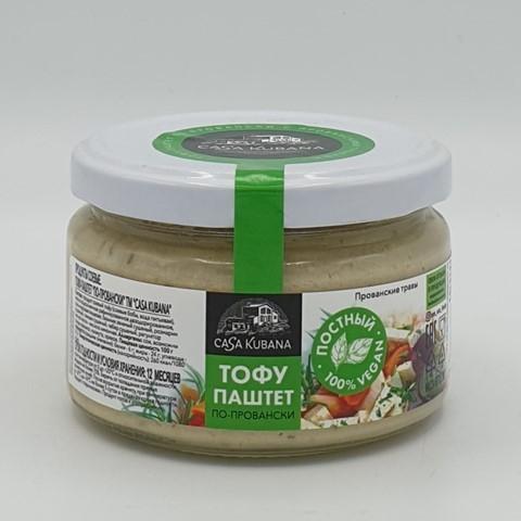 Тофу-паштет По-Провански CASA KUBANA, 200 гр
