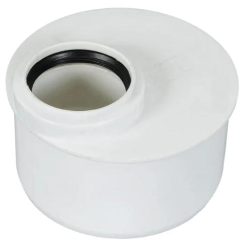 Sinikon Comfort патрубок эксцентрический 110x50 мм канализационный (514009.K)