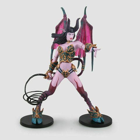 Фигурка World of Warcraft Series 4 Succubus Demon Amberlash