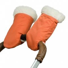 Чудо-Чадо. Муфта-рукавицы Прайм, терракотовая