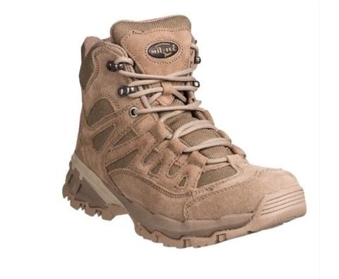Ботинки тактические Mil-Tec SQUAD 5 (Беж)
