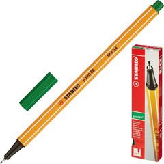 Линер Stabilo Point 88/36 зеленый (толщина линии 0.4 мм)