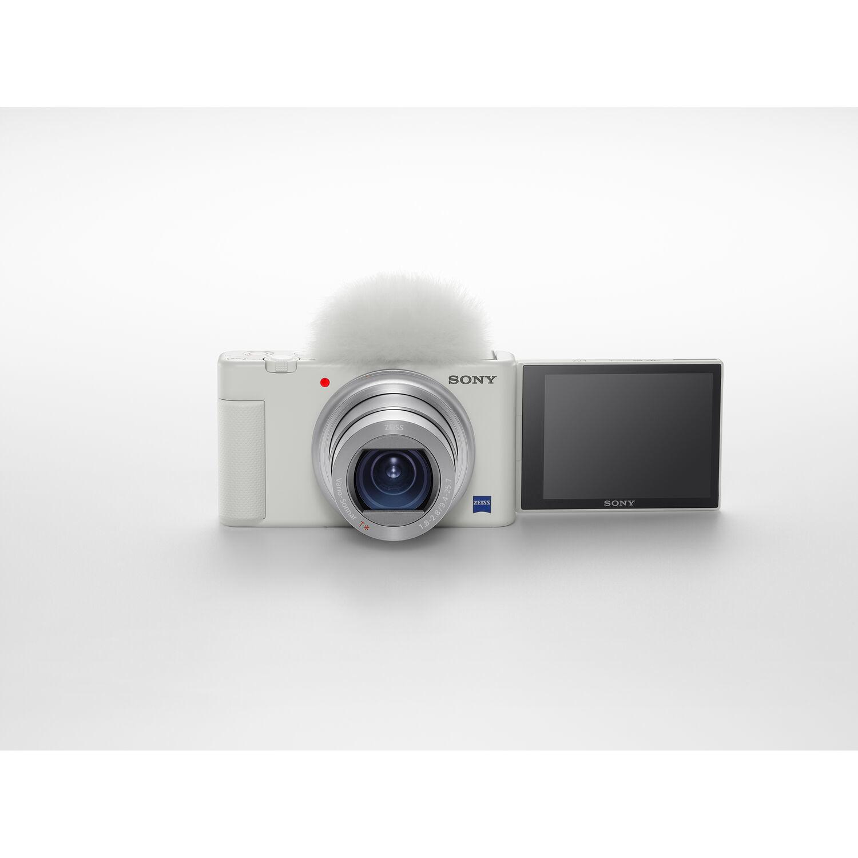 Купить ZV-1 W белого цвета в интернет-магазине Sony Centre Воронеж