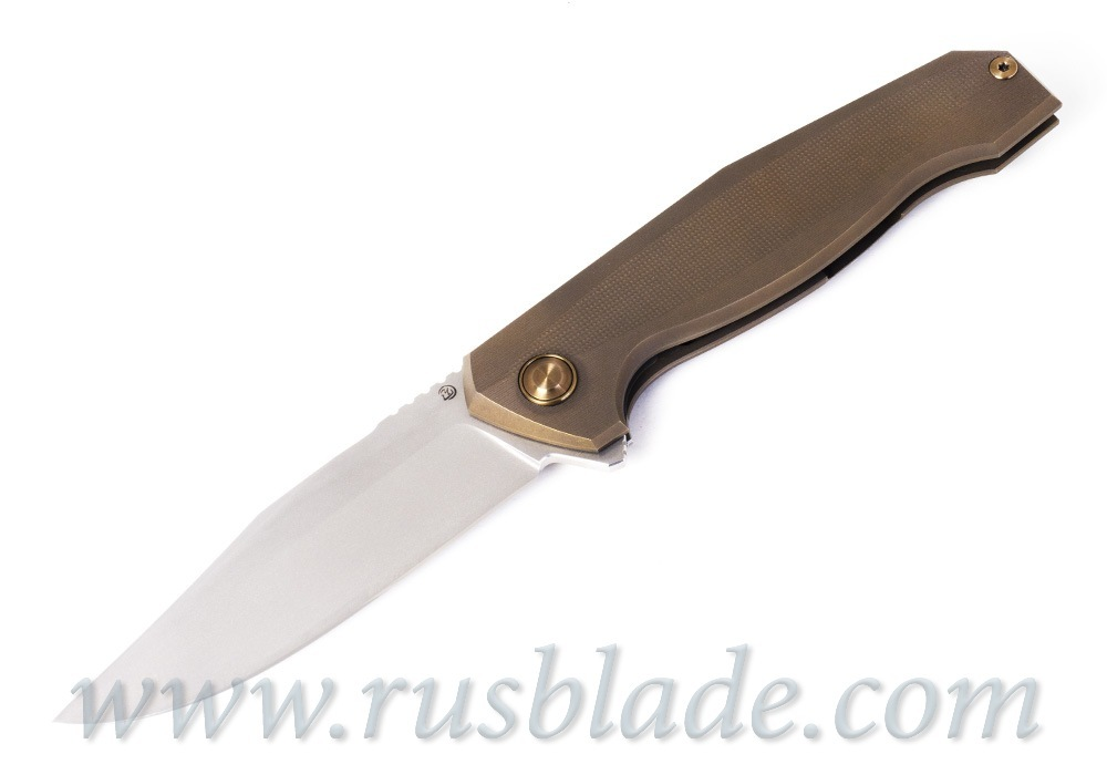 Cheburkov Bear Knife Limited M398 #55