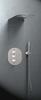Встраиваемый термостатический смеситель для душа ALEXIA 3627S на 3 выхода - фото №2