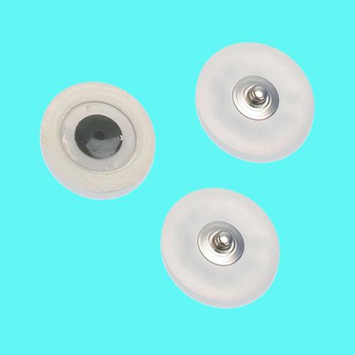 Неонатальный электрод ЭКГ 24 мм, одноразовый, PG-10C/RU24, Fiab