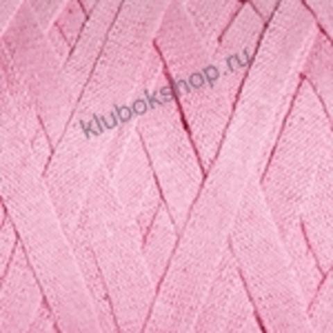 Ленточная пряжа YarnArt Ribbon цвет 762 розовый