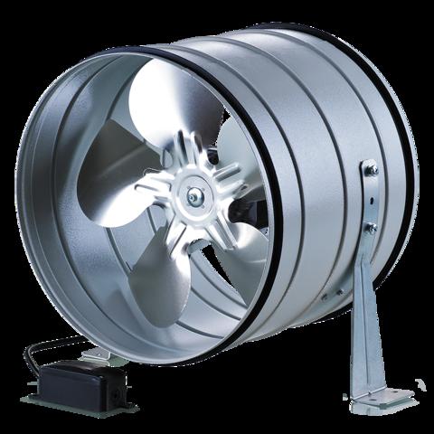 Вентилятор Канальный Осевой Blauberg Tubo-MZ 200