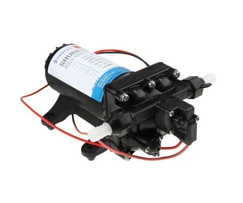 Помпа водоподающая мембранная Shurflo AquaKing II Premium, 24 В