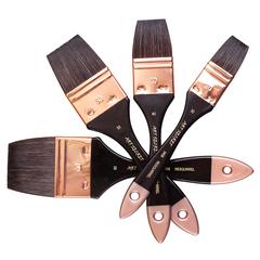 Кисть флейц из волоса белки ArtSecret