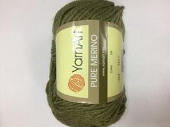 YarnArt PURE MERINO (100% виргинская шерсть,50гр/140м)