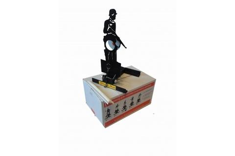 Мишень подъёмная для пневматики Ф3