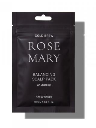 Маска для кожи головы Rated Green Rosemary Balancing Scalp Pak 50 мл