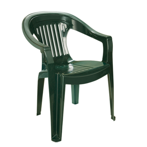 Пластиковое кресло HK-250 JOKEY зеленое (Турция)