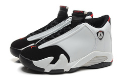 Air Jordan 14 Retro 'Black Toe'