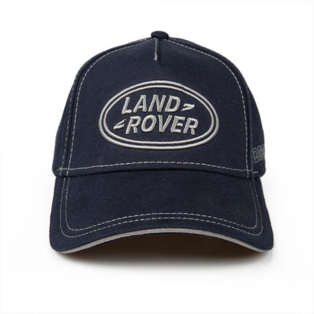 Бейсболка Land Rover Logo Baseball Cap, Navy