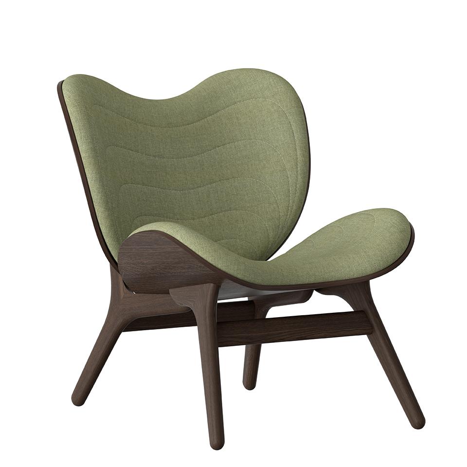 Кресло A Conversation Piece, темный дуб - вид 5