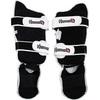 Защита ног Hayabusa Striking White