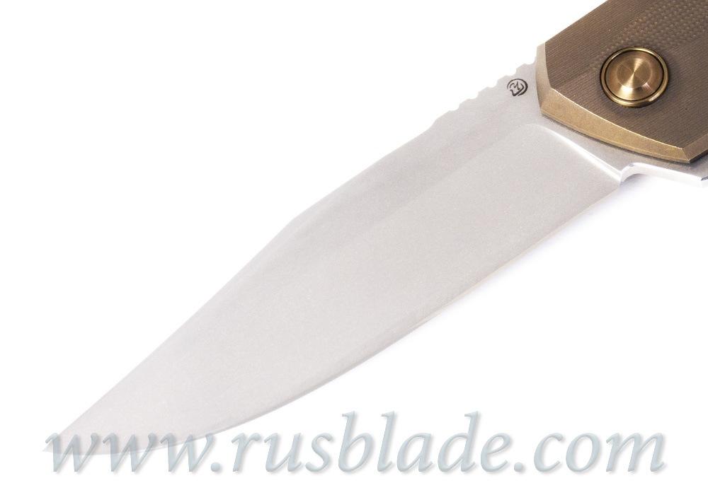 Cheburkov Bear Knife Limited M398 #55 - фотография