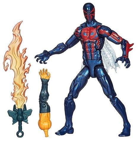 Человек паук 2099 - Spider Man 2099