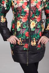 Куртка из плащевки женская на меху недорого