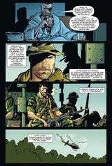 Фьюри MAX Том 2: Моя война прошла давно