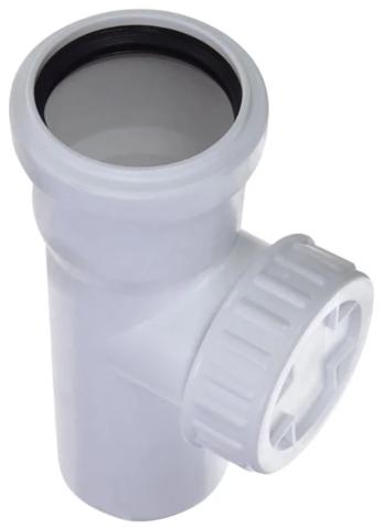 Sinikon Comfort ревизия 50 мм канализационная (516003.K)
