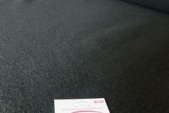 Карпет черный (ширина 120 см)