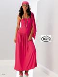 Пляжное платье без лямок B&B