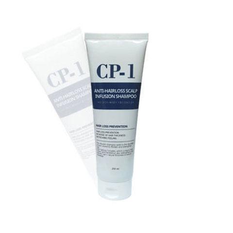 Esthetic House CP-1 Anti-Hair Loss Scalp Infusion Shampoo шампунь для профилактики и лечения выпадения волос