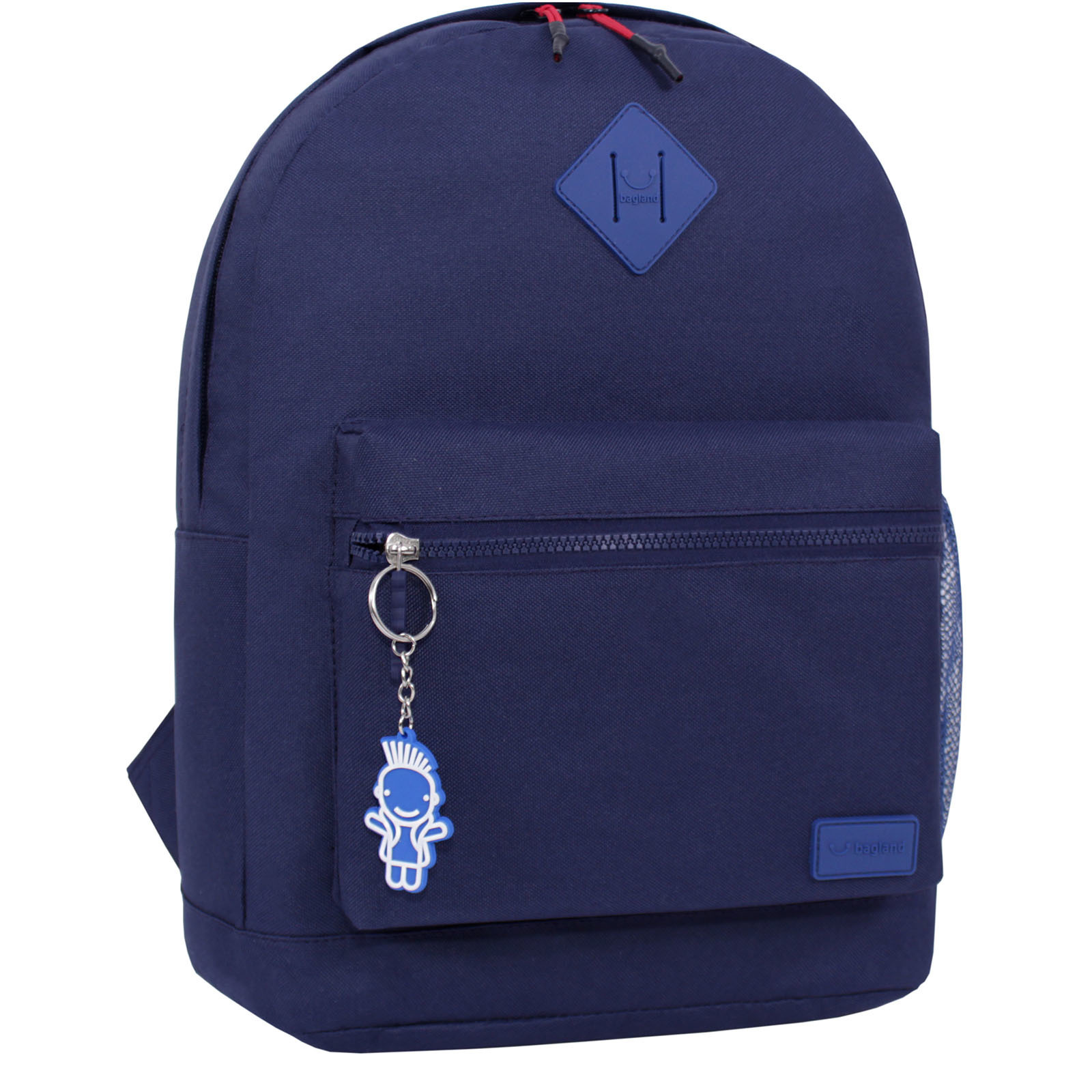 Молодежные рюкзаки Рюкзак Bagland Hood W/R 17 л. чернильный 451 (0054466) IMG_6121_суб.451_.JPG