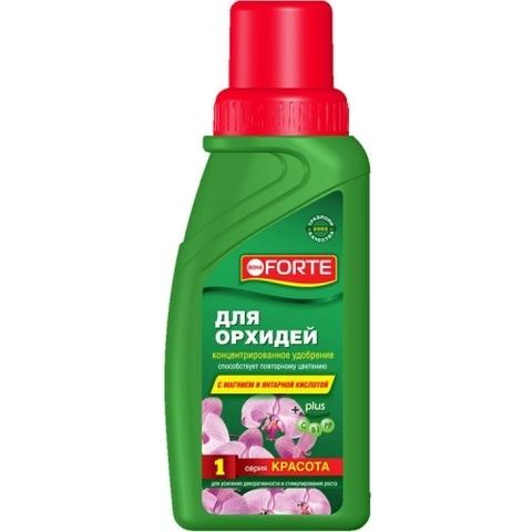 Bona Forte Удобрение для орхидей 285 мл сер.№ 1 красота