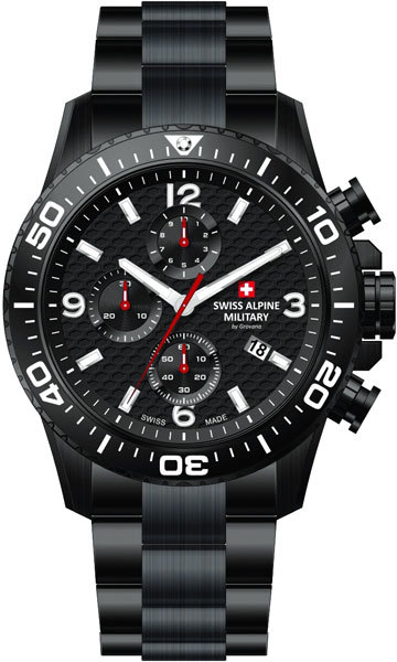 Наручные часы Swiss Alpine Military 7035.9177SAM