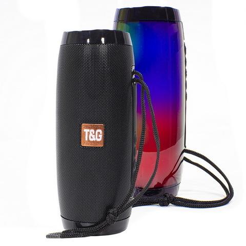Колонка Bluetooth TG-157-2 Light Show (цвет ассорти)
