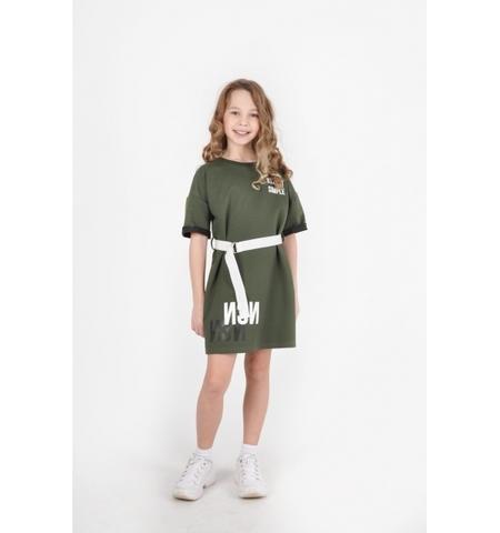 Платье хакки детское трикотажное