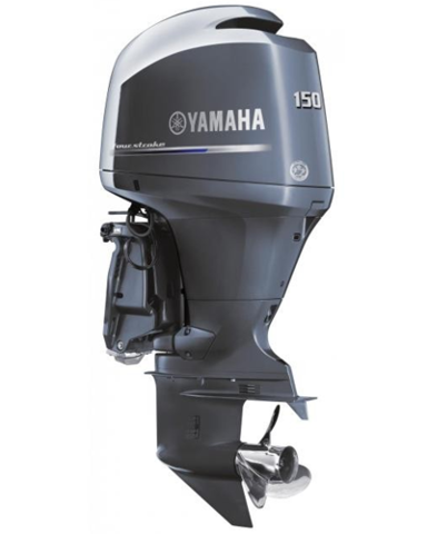 Лодочный мотор Yamaha F150 AETL
