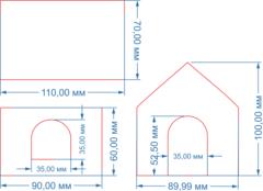 3D дом №6