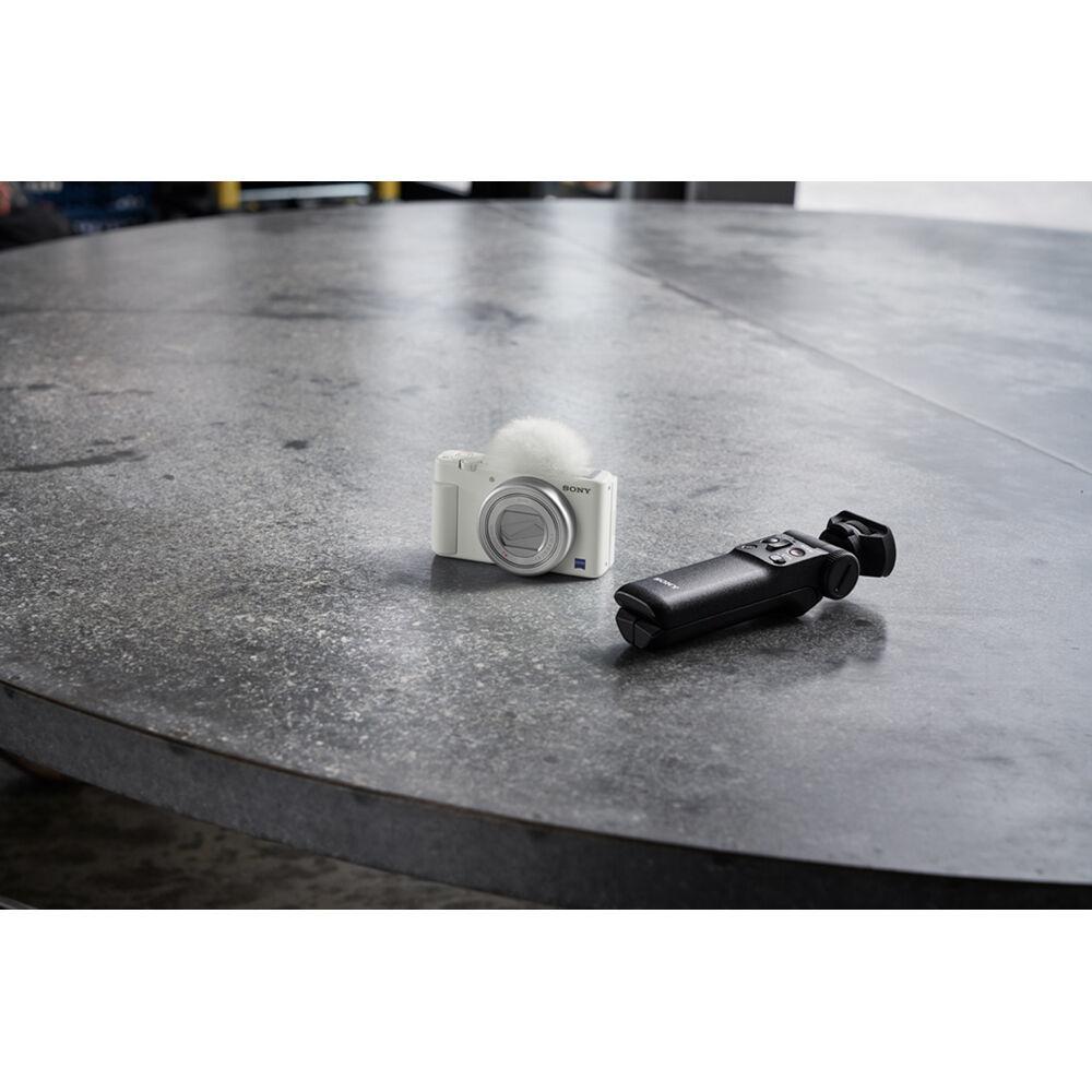 Купить DSC-ZV1W белого цвета в интернет-магазине Sony Centre