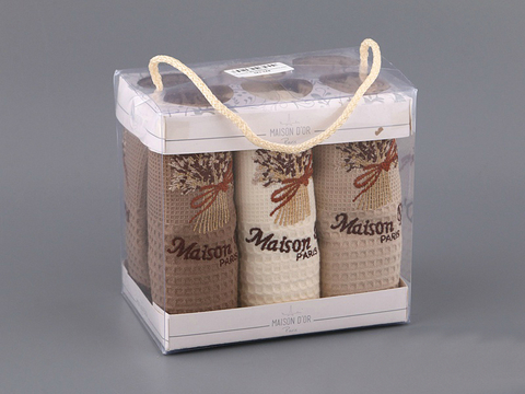 Набор салфеток для кухни  BUKET - БУКЕТ  50х70  Maison Dor (Турция)